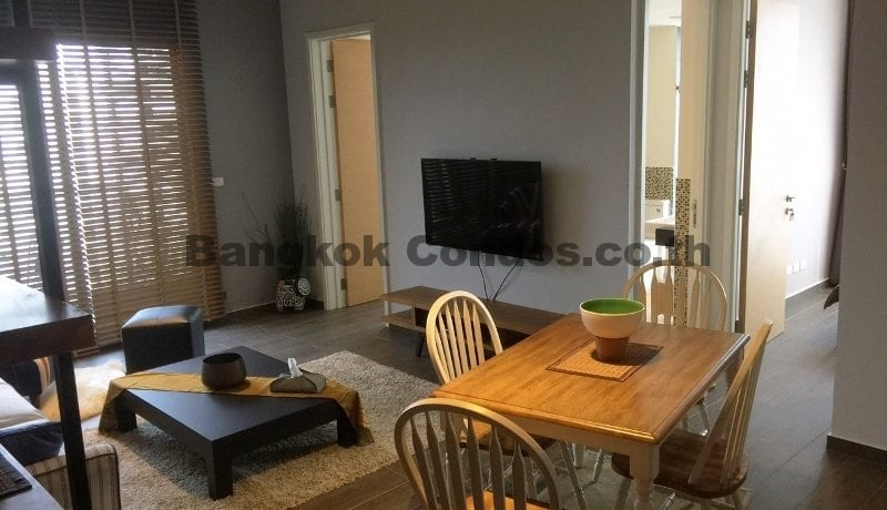 RENT 2 Bed The Lofts Ekkamai 2 Bedroom Condo for Rent Sukhumvit Condo Rental_BC00170_1