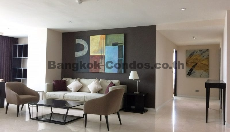Charming 3 Bed Eight Thonglor Residences 3 Bedroom Condo for Rent Thonglor_BC00193_2