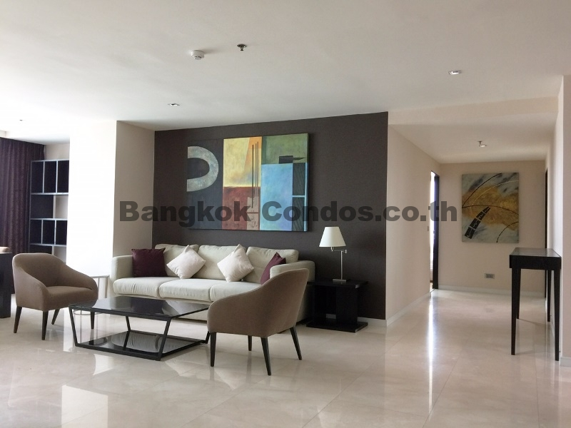 Eight Thonglor Residences 3 Bed Condo For Rent Thonglor