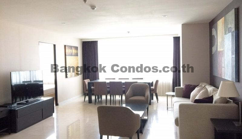 Charming 3 Bed Eight Thonglor Residences 3 Bedroom Condo for Rent Thonglor_BC00193_4