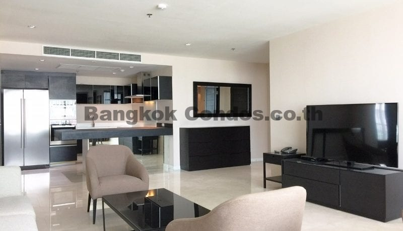 Charming 3 Bed Eight Thonglor Residences 3 Bedroom Condo for Rent Thonglor_BC00193_7