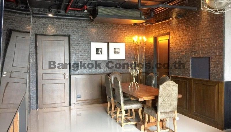 New York Loft 3 Bedroom Aguston Sukhumvit 22 Pet Friendly Condo for Sale_BC00185_4