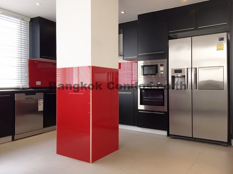 pet friendly 3 bedroom duplex penthouse for rent sukhumvit