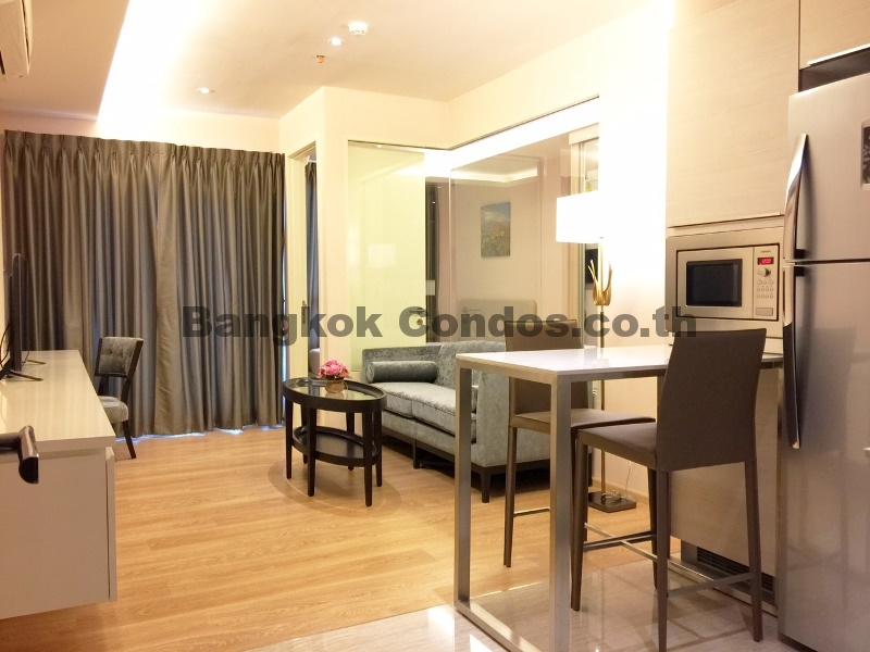 H Sukhumvit 43 1 Bed Condo for Rent Thonglor