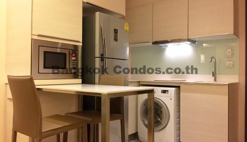 Charming 1 Bed H Sukhumvit 43 1 Bedroom Condo for Rent Thonglor Condos_BC00215_3