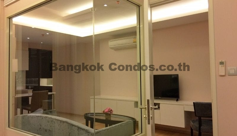Charming 1 Bed H Sukhumvit 43 1 Bedroom Condo for Rent Thonglor Condos_BC00215_4