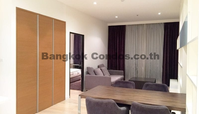 Charming 1 Bed at Eight Thonglor 1 Bedroom Condo for Rent Thonglor Condos_BC00219_3