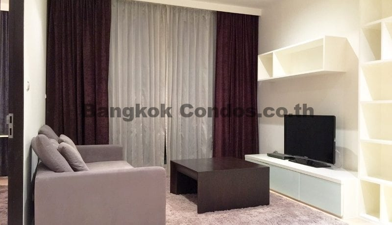 Charming 1 Bed at Eight Thonglor 1 Bedroom Condo for Rent Thonglor Condos_BC00219_4