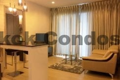 Modern 1 Bed HQ By Sansiri 1 Bedroom Condo for Rent Thonglor Condo Rentals_BC00198_1