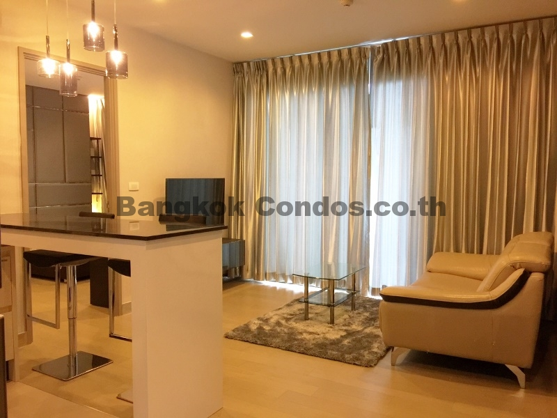 bed hq by sansiri 1 bedroom condo for rent thonglor condo rentals