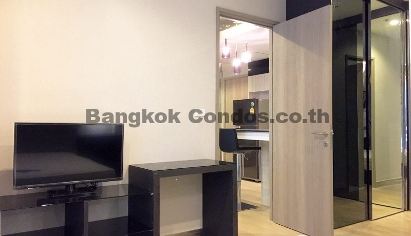 Modern 1 Bed HQ By Sansiri 1 Bedroom Condo for Rent Thonglor Condo Rentals_BC00198_10