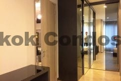 Modern 1 Bed HQ By Sansiri 1 Bedroom Condo for Rent Thonglor Condo Rentals_BC00198_11