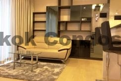 Modern 1 Bed HQ By Sansiri 1 Bedroom Condo for Rent Thonglor Condo Rentals_BC00198_2