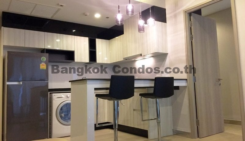 Modern 1 Bed HQ By Sansiri 1 Bedroom Condo for Rent Thonglor Condo Rentals_BC00198_4