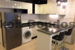 Modern 1 Bed HQ By Sansiri 1 Bedroom Condo for Rent Thonglor Condo Rentals_BC00198_5