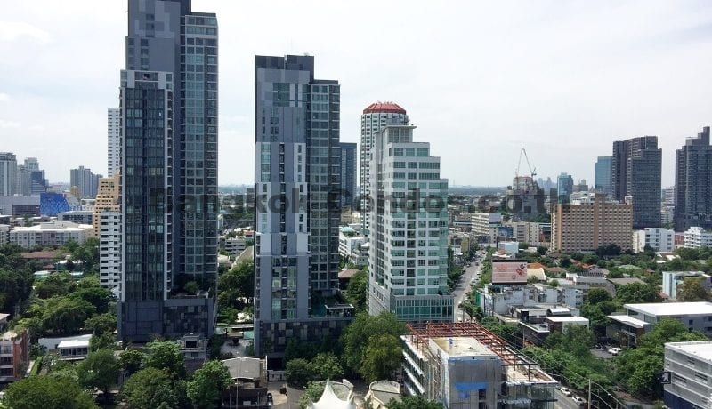 Modern 1 Bed HQ By Sansiri 1 Bedroom Condo for Rent Thonglor Condo Rentals_BC00198_7