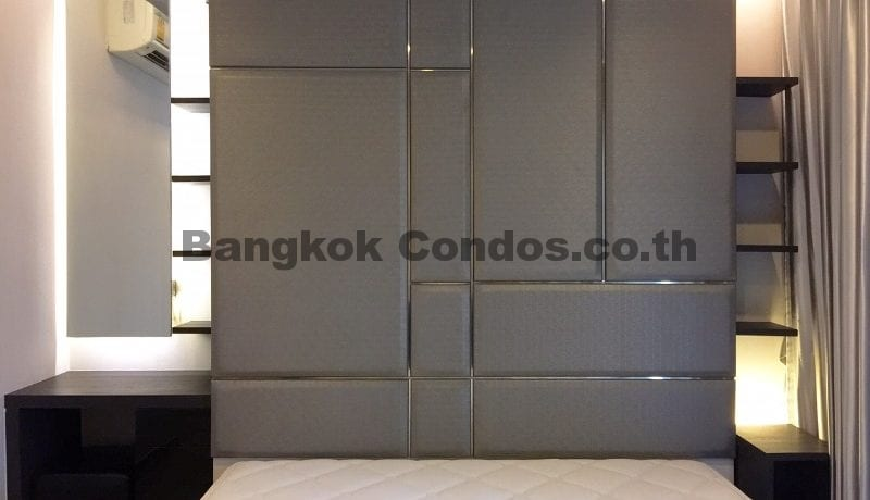Modern 1 Bed HQ By Sansiri 1 Bedroom Condo for Rent Thonglor Condo Rentals_BC00198_9