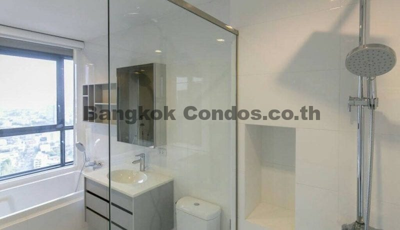 RENT 1 Bed Duplex at HQ By Sansiri 1 Bedroom Condo Rental in Thonglor_BC00204_5