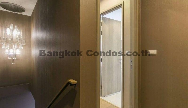 RENT 1 Bed Duplex at HQ By Sansiri 1 Bedroom Condo Rental in Thonglor_BC00204_6