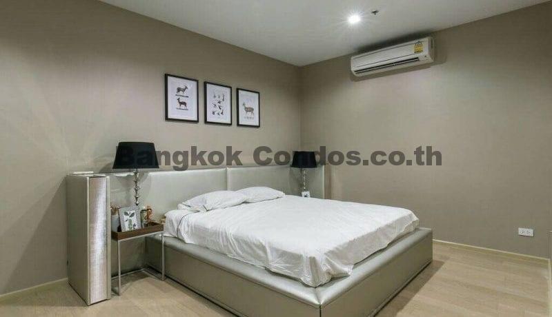 RENT 1 Bed Duplex at HQ By Sansiri 1 Bedroom Condo Rental in Thonglor_BC00204_7