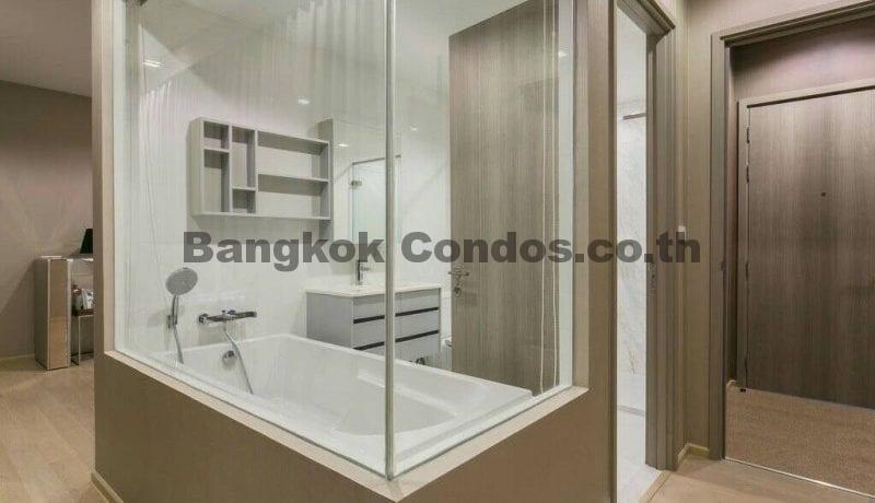 RENT 1 Bed Duplex at HQ By Sansiri 1 Bedroom Condo Rental in Thonglor_BC00204_9