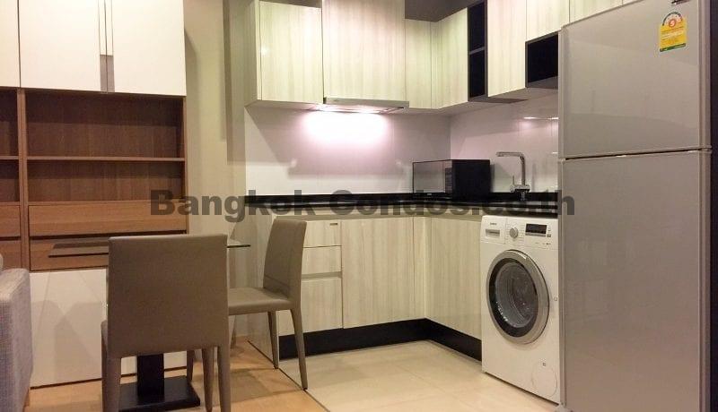 RENT 1 Bed at HQ By Sansiri 1 Bedroom Condo Rental in Thonglor_BC00203_3