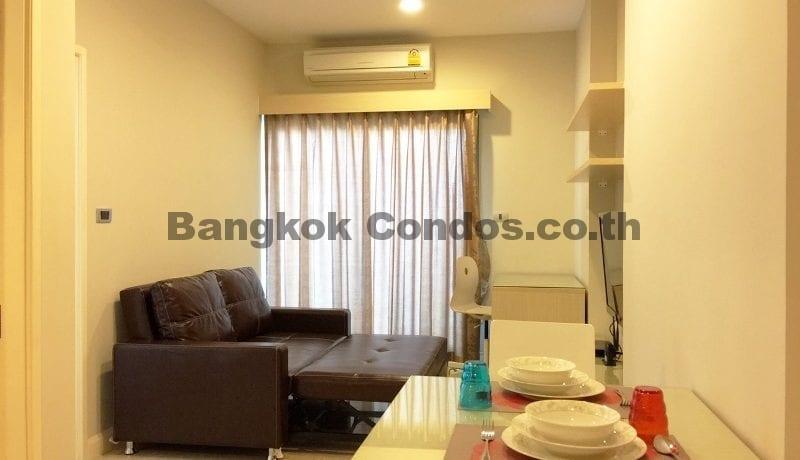 RENT 1 Bed at The Crest Sukhumvit 34 1 Bedroom Condo Rental in Thonglor_BC00202_1