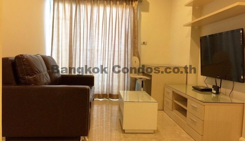 RENT 1 Bed at The Crest Sukhumvit 34 1 Bedroom Condo Rental in Thonglor_BC00202_2