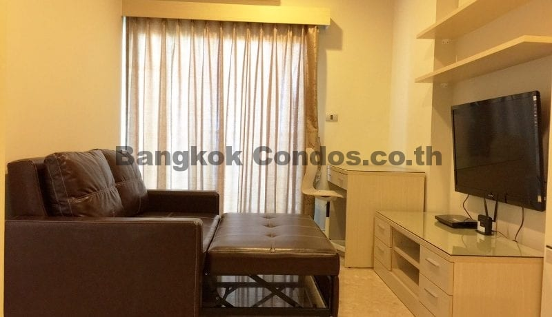 RENT 1 Bed at The Crest Sukhumvit 34 1 Bedroom Condo Rental in Thonglor_BC00202_3