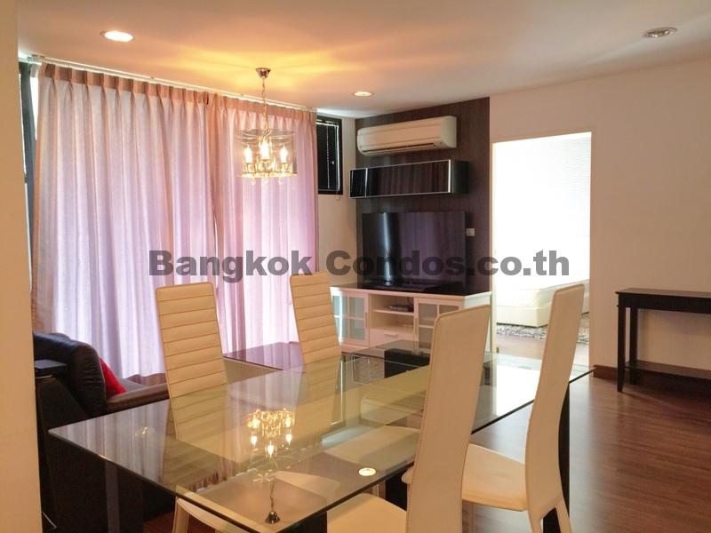 Charming 2 Bed D65 Condominium 2 Bedroom Condo for Rent Ekamai