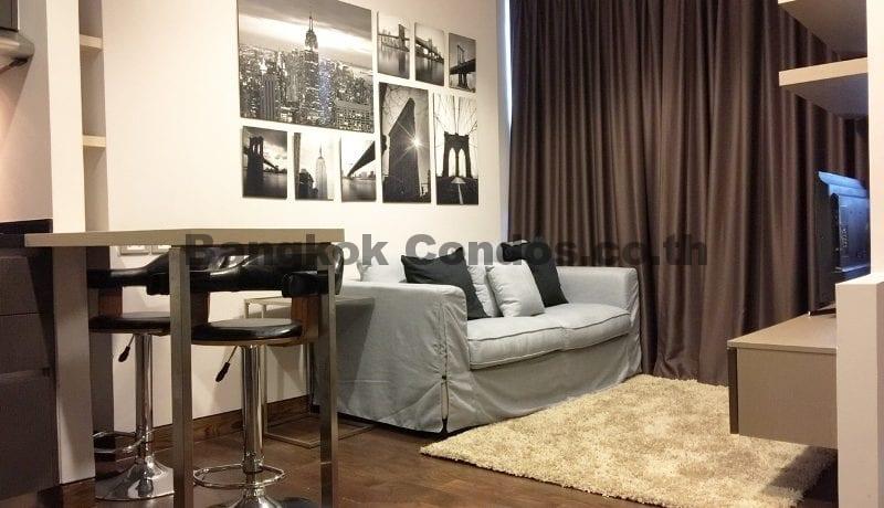 Delightful 1 Bed The Lumpini 24 1 Bedroom Condo for Rent Sukhumvit_BC00251_1