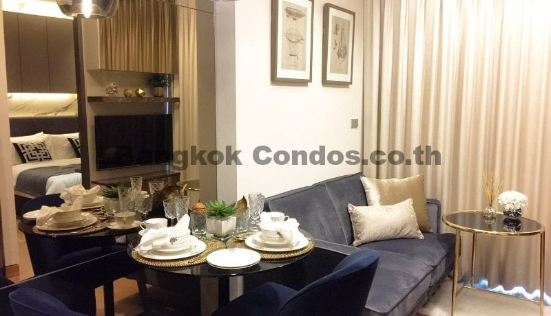 Immaculate 1 Bed The Lumpini 24 1 Bedroom Condo for Rent Sukhumvit_BC00250_1
