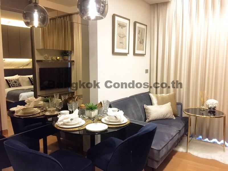 The Lumpini 24 1 Bed Condo for Rent Sukhumvit