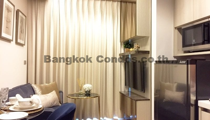 Immaculate 1 Bed The Lumpini 24 1 Bedroom Condo for Rent Sukhumvit_BC00250_2