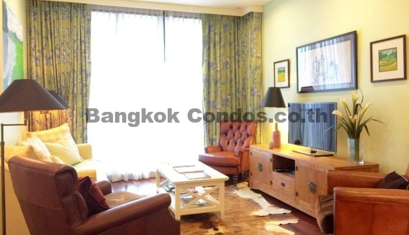 Prestigious 3 Bed Aguston Sukhumvit 22 3 Bedroom Condo for Rent Bangkok_BC00247_2