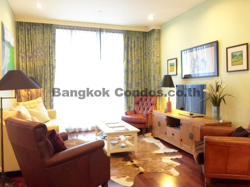 Aguston Sukhumvit 22 3 Bed Condo for Rent Bangkok