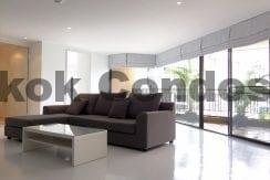 RENT Dog Friendly 3 Bed Apartment Sukhumvit 3 Bedroom Pet Friendly Apartment for Rent_BC00242_10