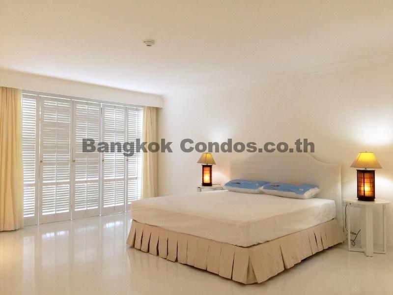 Dog Friendly 3 Bed Apartment For Rent Sukhumvit