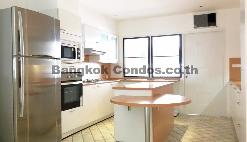 RENT Dog Friendly 3 Bed Apartment Sukhumvit 3 Bedroom Pet Friendly Apartment for Rent_BC00242_5