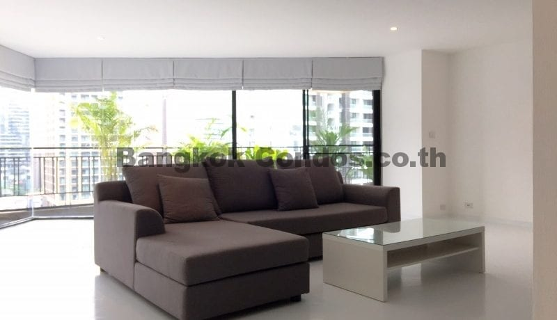 RENT Dog Friendly 3 Bed Apartment Sukhumvit 3 Bedroom Pet Friendly Apartment for Rent_BC00242_8