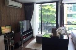 Stylish Studio at D65 Condominium Studio Condo for Rent in Ekamai_BC00229_1