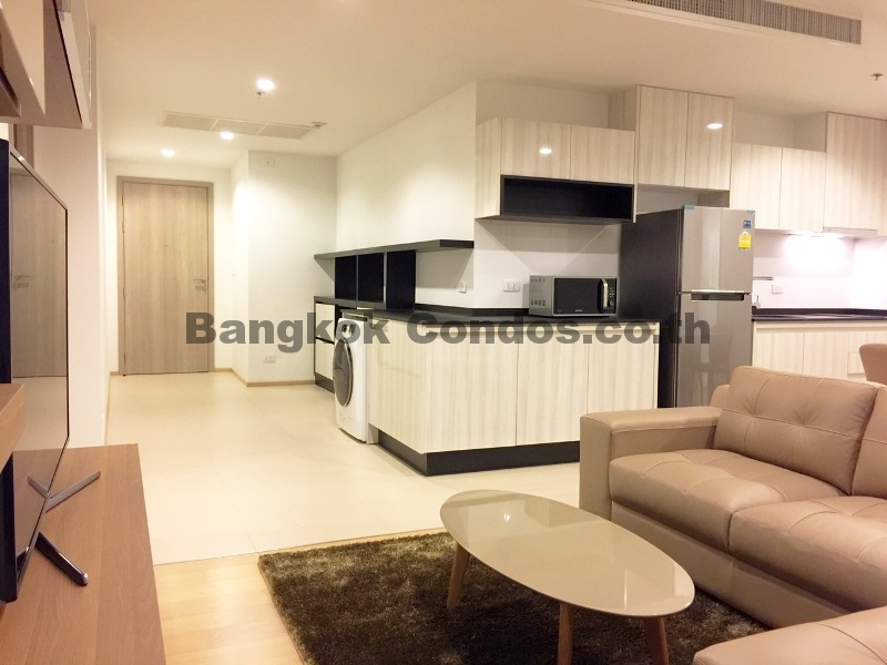 HQ By Sansiri 2 Bed Condo For Sale Thonglor