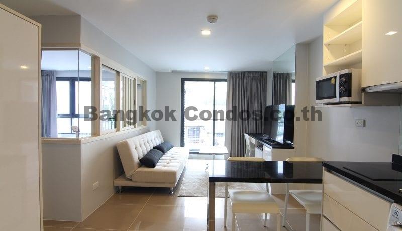 Bright 1 Bed Mirage Sukhumvit 27 1 Bedroom Condo for Sale Asoke_BC00272_1