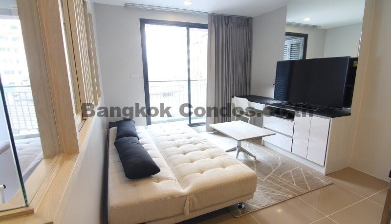 Bright 1 Bed Mirage Sukhumvit 27 1 Bedroom Condo for Sale Asoke_BC00272_3