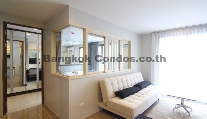 Bright 1 Bed Mirage Sukhumvit 27 1 Bedroom Condo for Sale Asoke_BC00272_4