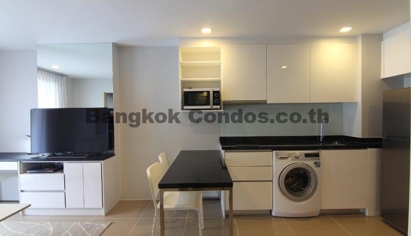 Bright 1 Bed Mirage Sukhumvit 27 1 Bedroom Condo for Sale Asoke_BC00272_7