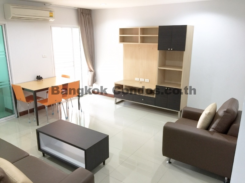 Dog Friendly 2 Bedroom Apartment For Rent Ekkamai Pet