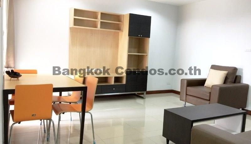 Dog Friendly 2 Bedroom Apartment for Rent Ekkamai Pet Friendly Apartment Rental_BC00283_3