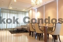 Magnificent 2 Bed Athenee Residence 2 Bedroom Condo for Rent Sukhumvit_BC00266_1