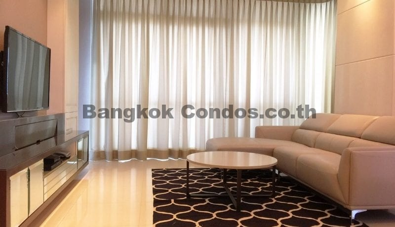 Magnificent 2 Bed Athenee Residence 2 Bedroom Condo for Rent Sukhumvit_BC00266_3